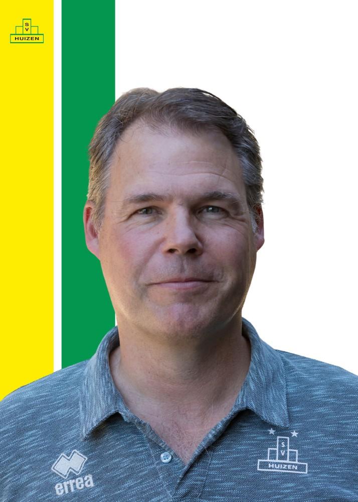 Patrick van Dompzelaar (assistent trainer)